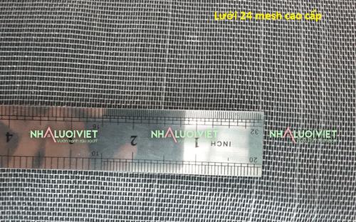 Lưới ngăn côn trùng 24 mesh