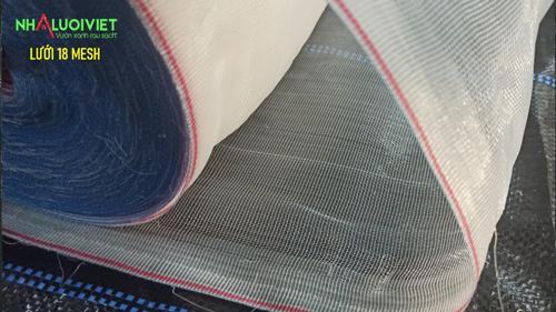 Mật độ ô lưới chắn côn trùng 18 mesh