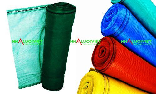 Sử dụng lưới che nắng dệt kim Đài Loan