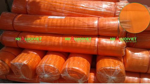 Lưới bao che công trình Nhà Lưới Việt cung cấp