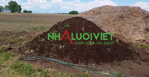 Tác dụng của phân chuồng đối với đất trồng