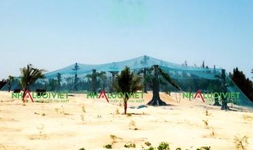 Lưới chắn cát